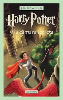 Reseña: Harry Potter y la camara secreta.