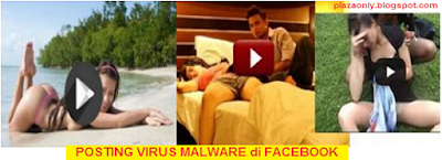 Waspada Virus  di Facebook