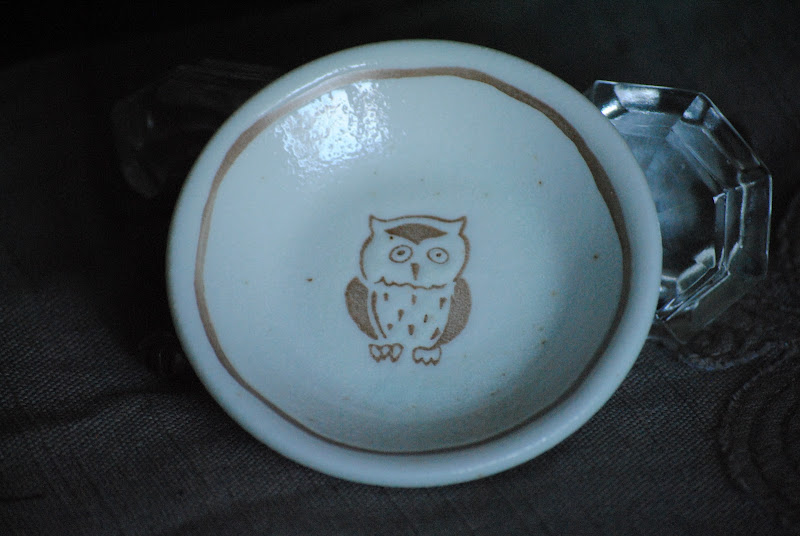 Things to Do in Concord Massachusetts (owl dish)