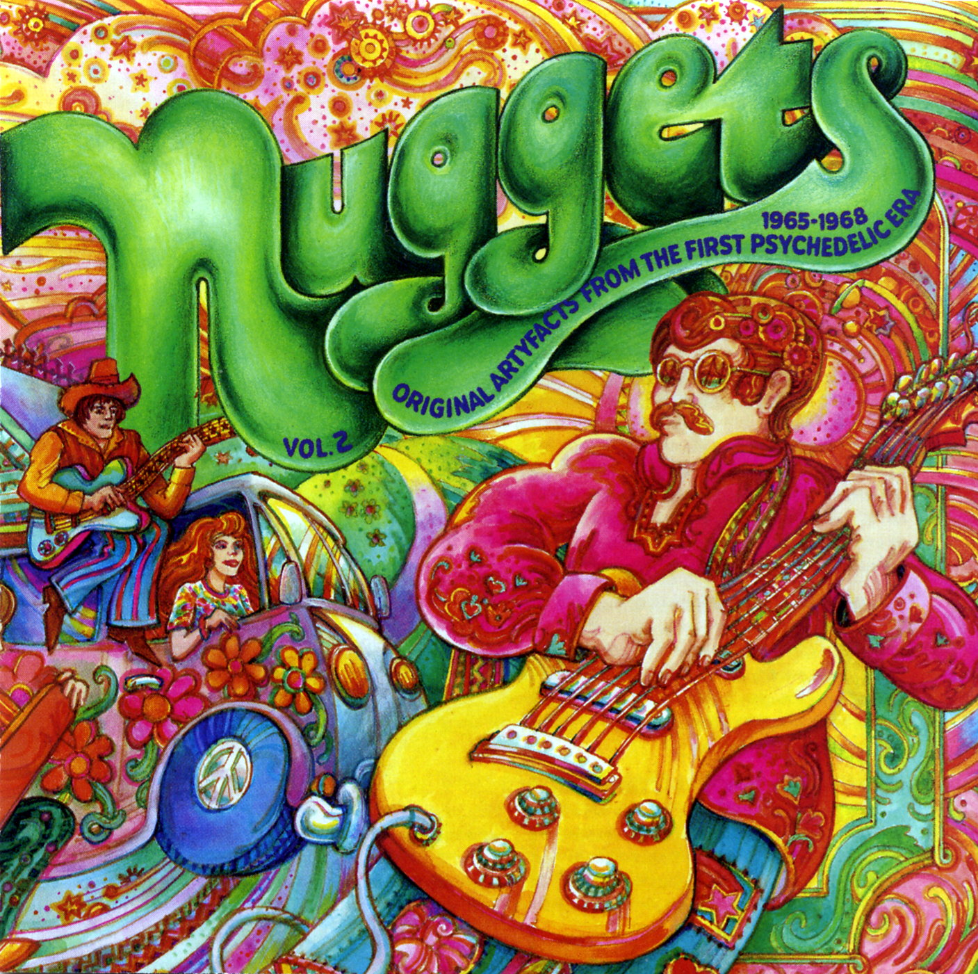 Nuggets Box Set