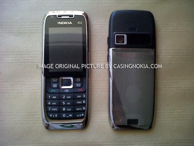 Casing Nokia E51