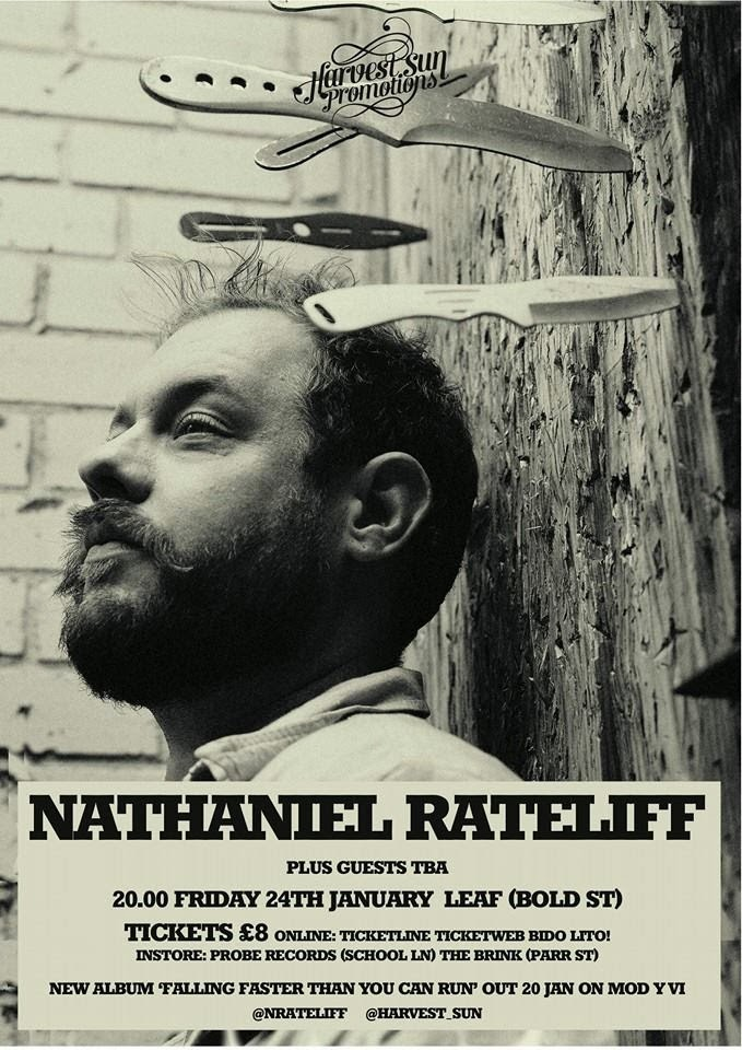 Nathaniel Rateliff at Leaf Liverpool