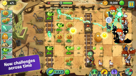 Plants vs. Zombies 2 for Android Full Game Download