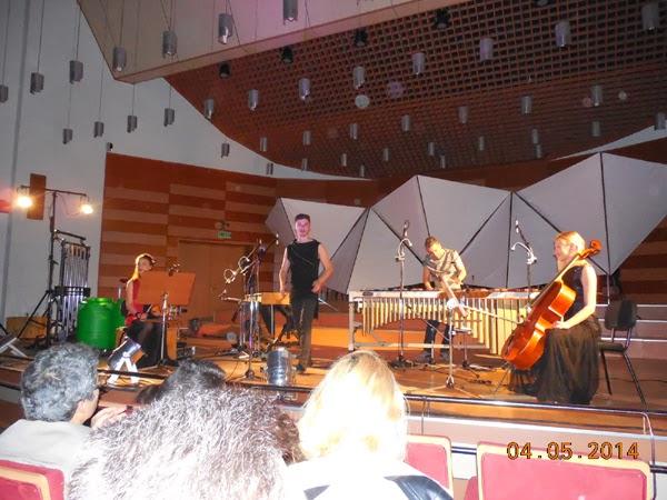 Am fost la Bach in ShowBiz la Craiova