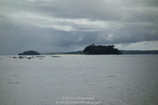 Wandoor beach island