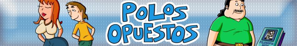 POLOS OPUESTOS COMIC