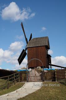 Le moulin restauré du vieux Marzahn