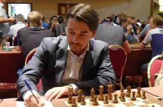 Alexander Morozevich de l'équipe russe de Malachite © Chessdom