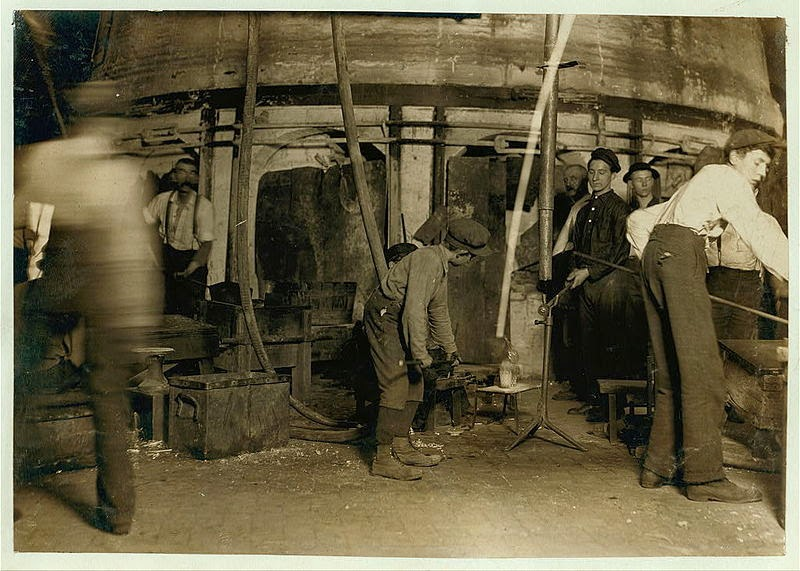 child labor in the united states As early as the first years of the industrial revolution, the issue of child labor was  at the center william blake, the famous romanticist british poet, draws.