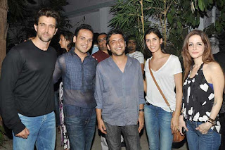 Hrithik and Kiran Rao grace the launch of OTLO by Ashiesh Shah & Tejas