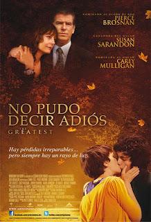 No Pudo Decir Adios (2009) Online Latino