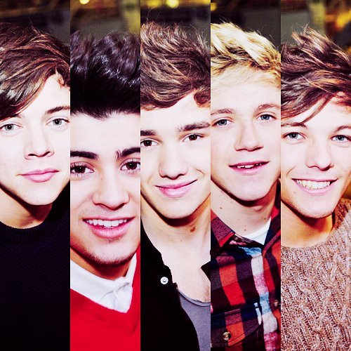 One dream One band  One Direction ♥
