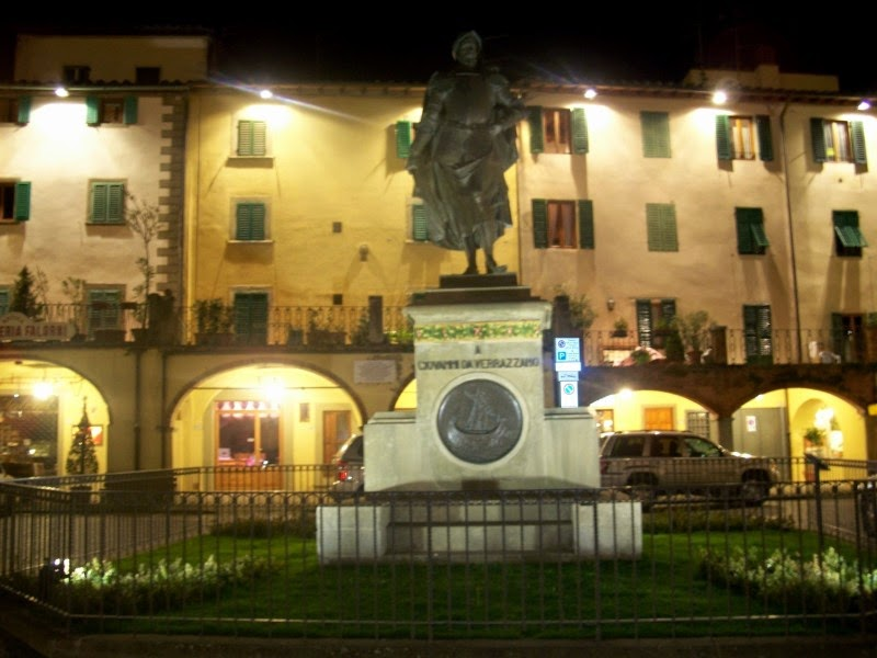 Piazza in Greve Tuscany