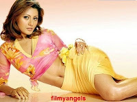 Rimi, sen, hot, cleavage, and, navel, photos