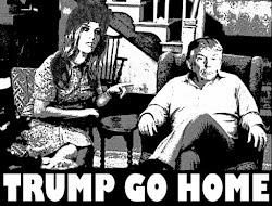 TRUMP GO HOME