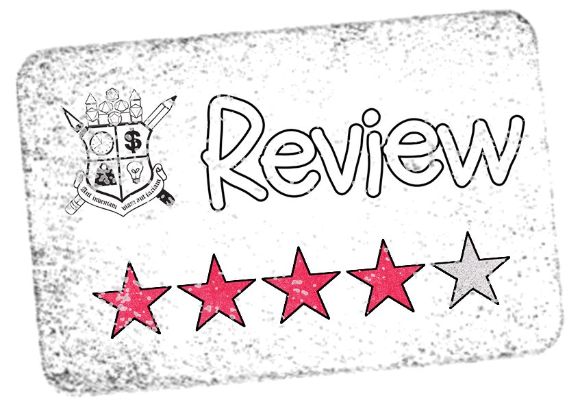 Frugal GM 4 Star Review: Inked Adventures Blocks