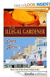 Free eBook Feature: The Illegal Gardener by Sara Alexi