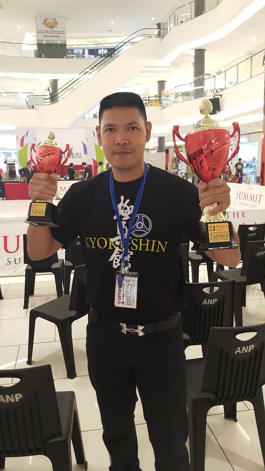 3rd Malaysia Kyokushin-Kan Open Tournament