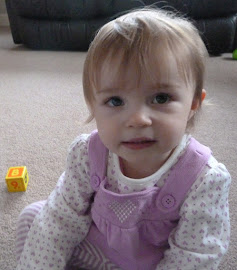 Tegan at 16 months