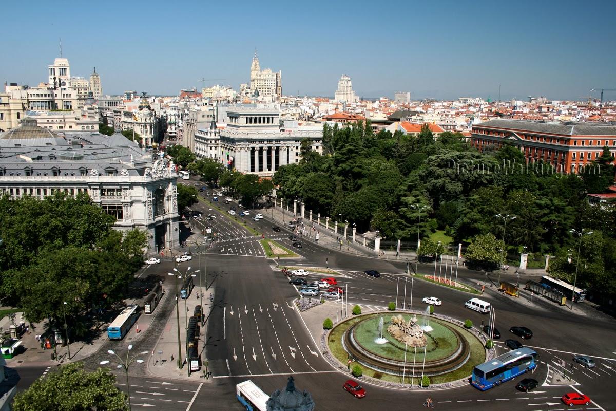 Sociales E Imagen Madrid Ciudad En Crisis