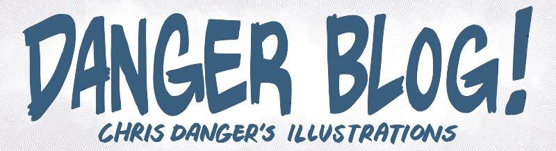 Chris Danger Illustration