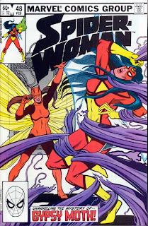 Sexismo en los Cómics, por Alan Moore 2 (de 3) Spiderwoman