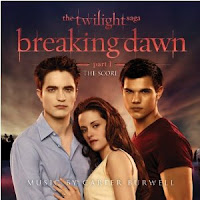 CD Breaking Dawn Part I The Score - Trilha sonora instrumental de Amanhecer – Parte 1