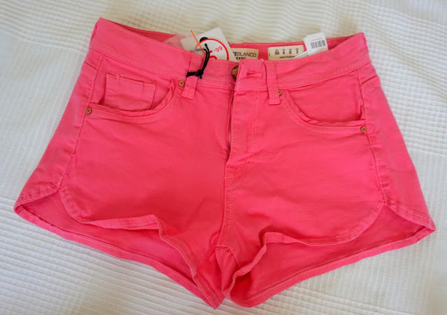 short rosa chicle