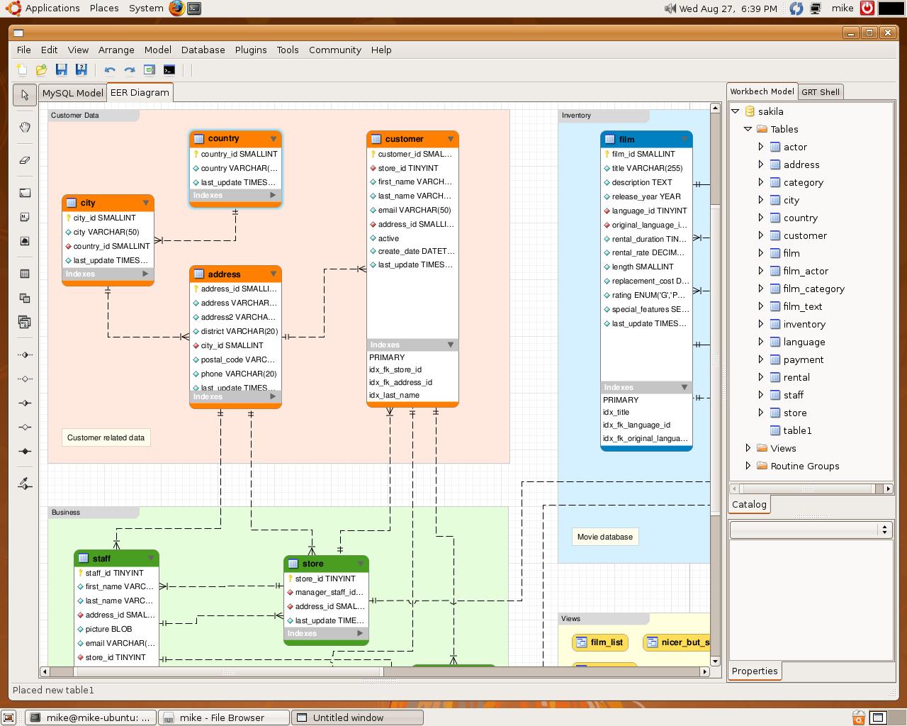 ما هي MySQL قاعدة البيانات لمواقع الويب ؟