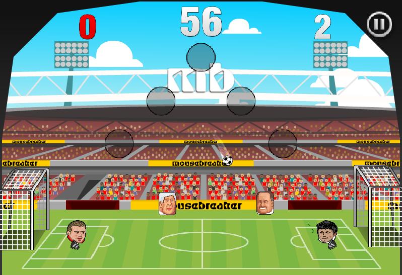 Super sports heads football flash game review flashmush