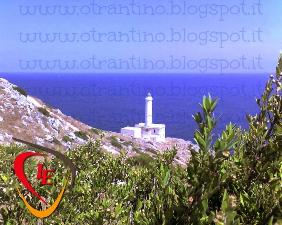 Contesto del Faro Punta Palascia