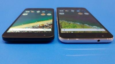 Perbedaan Motorola Nexus 6 vs. Huawei Nexus 6P