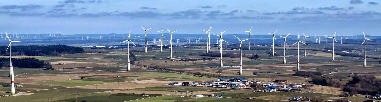 Windkraft bad wunnenberg