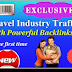 Travel Industry web traffic Package