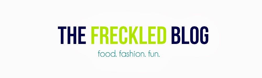 The Freckled Blog
