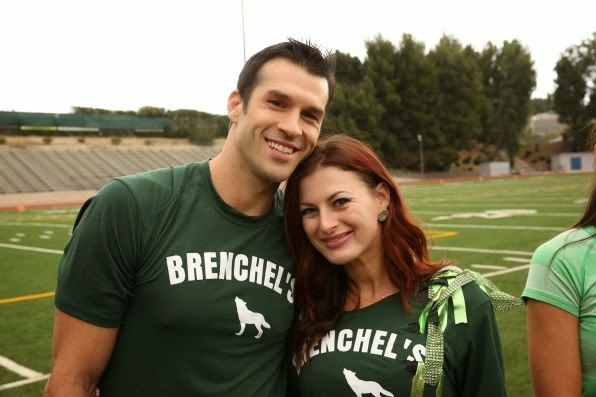 Brenchel Amazing Race