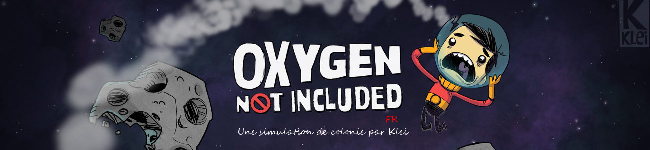 Oxygen Not Included FR