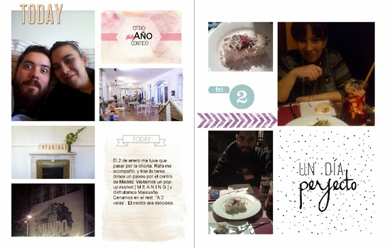 Project Life 2015 de El Pegotiblog