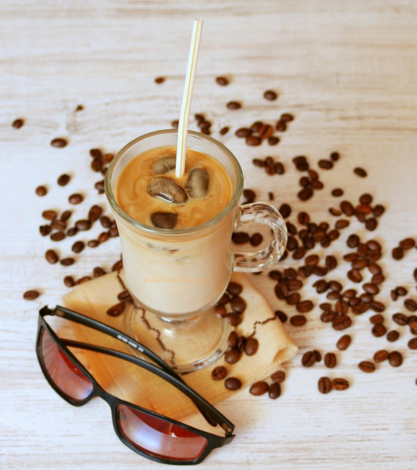 Błyskawiczna mrożona kawa
