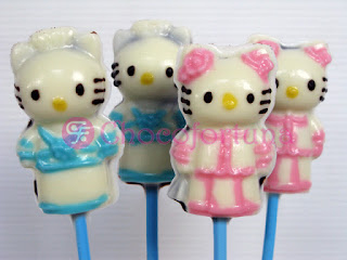 Cokelat coklat hello kitty sanrio