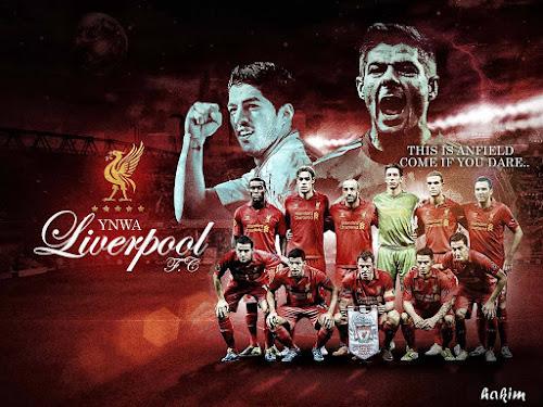 Koleksi Gambar Liverpool FC Terkeren