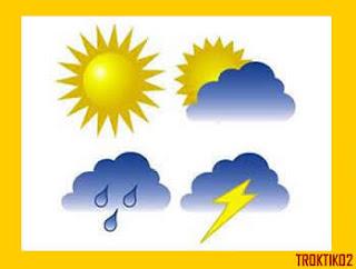 Γενική πρόγνωση καιρού για Παρασκευή 06/11/2015