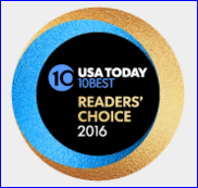 Get your vote on in USAToday!