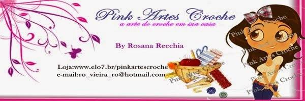 Pink Artes Croche
