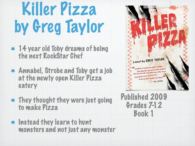 Read Killer Pizza Killer Pizza 1 By Greg Taylor
