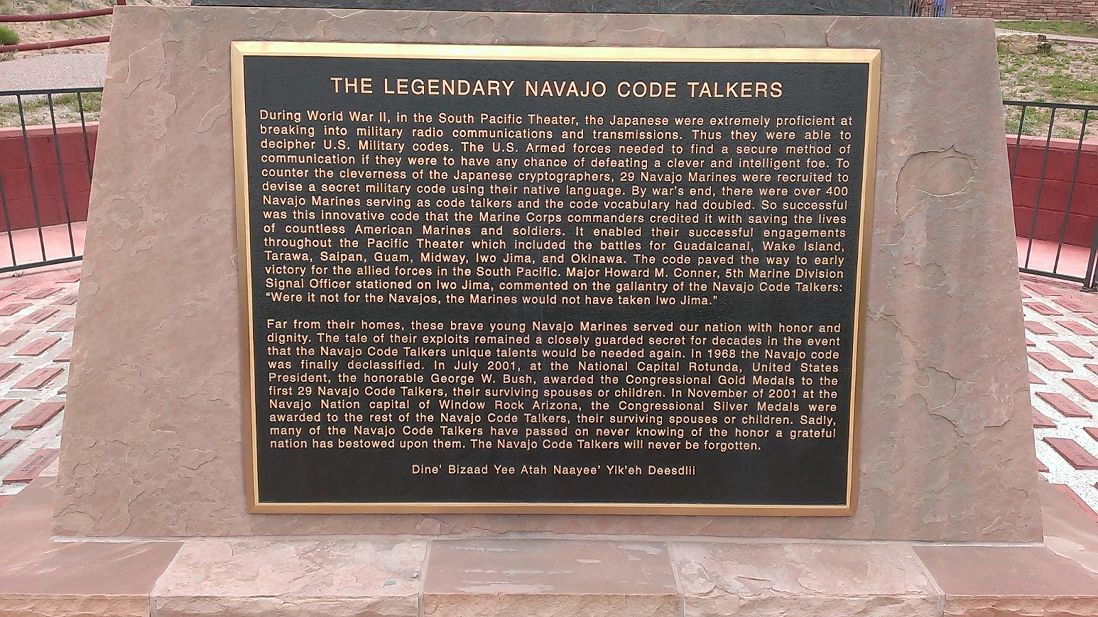 the navaho code talkers essay Code talker of world war i and ii native americans were used as code talkers in both the first and second world wars code talking is most associated with the navajo code talkers of world war ii, but the choctaw,.