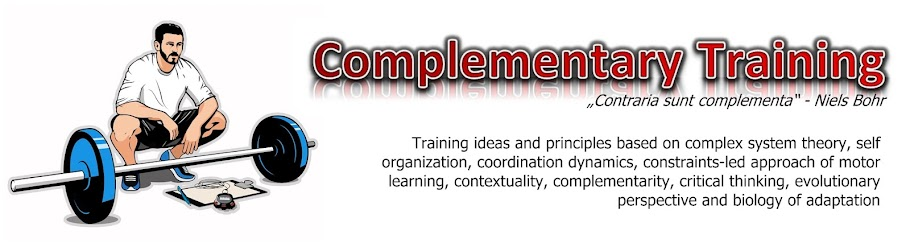 Complementary Training