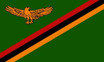 Create/Recreate - Flags, etc.: Zambia