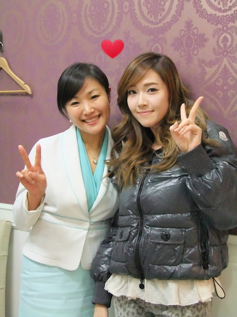 [PICTURE] SNSD's Jessica with her Dentist Photo Selca