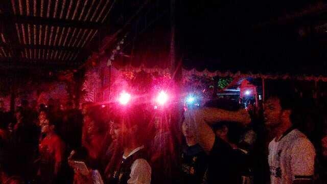 Kembali pesta di Planet Futsal, Jogja